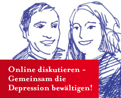 Depression des online-dating